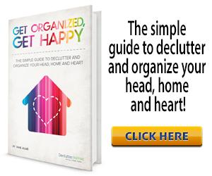 Organisiert sein - glücklich sein!